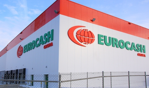 Eurocash w kanale spadkowym. Możliwa próba wybicia górą