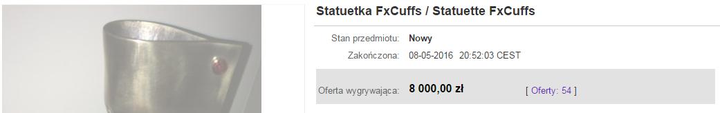 Zebraliśmy dzięki Wam 8 tysięcy złotych