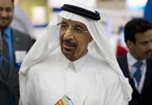 Khalid al-Falih, obecnie minister ropy naftowej Arabii Saudyjskiej. |źródło: www.reuters.com