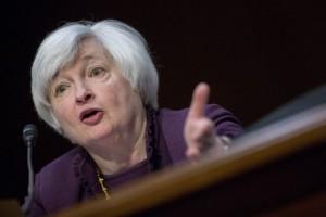 Janet Yellen Fed FOMC