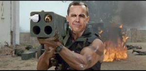Mark Carney z BoE odpalił działo luzujące!