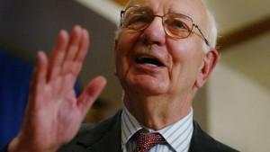 Pual Volcker ogromnym sentymentem darzył nie tylko ekonomię, ale również wędkarstwo
