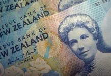 Banknoty dolar nowozelandzki NZD