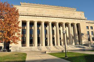 Główny kampus Uniwersytetu Michigan