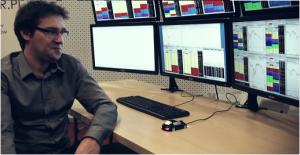 Tomasz Przybycień, trader z wieloletnim doświadczeniem