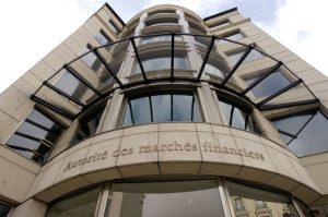 Siedziba francuskiego L'Autorité des marchés financiers