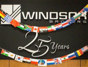 Pracownicy Windsor Brokers pochodzą z ponad 20 państw.