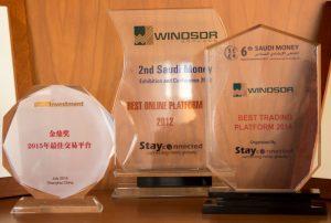 Windsor Brokers nagrody