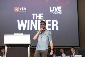 martini_007, zwycięzca konkursu Live Trading organizowanego przez X-Trade Brokers
