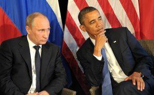 Władimir Putin oraz Barack Obama nie zakończą najprawdopodobniej swojej współpracy w najlepszych stosunkach