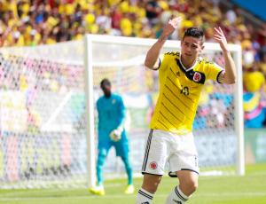 Po CR7, James Rodriguez zostaje kolejnym piłkarzem Realu Madyt współpracującym z brokerem FX