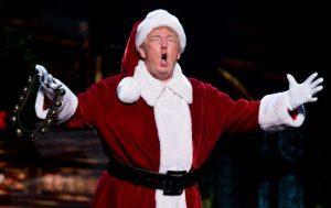 Rajd św. Mikołaja widoczny na rynku od 100 lat. Donald Trump jako Grinch tegorocznego efektu?