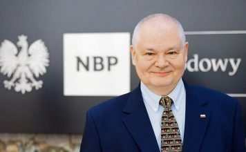 Adam Glapiński, NBP