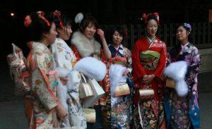 japonki - kobiety nie obuwie