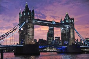 Londyński Tower Bridge