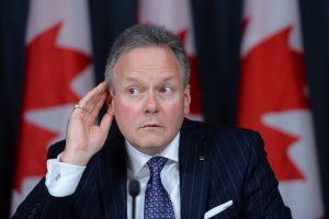 Stephen Poloz, gubernator Banku Kanady