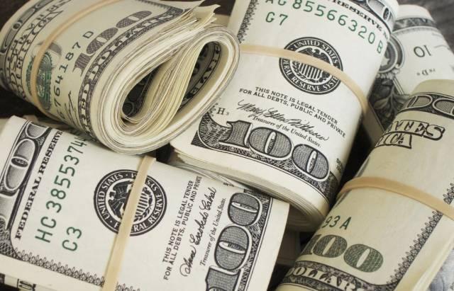 Pliki dolarów amerykańskich