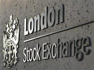 Logo giełdy w Londynie, LSE