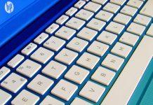 Klawiatura laptopa HP