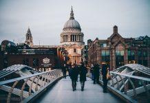 Most w Londynie, UK