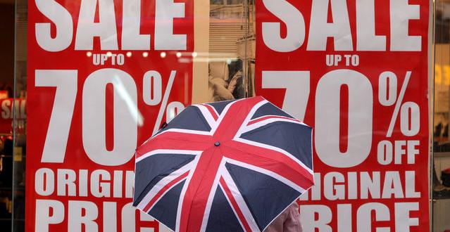UK: Sprzedaż detaliczna w grudniu 2019 r. spadła o 0,6%. Kurs funta traci ponad 70 pipsów