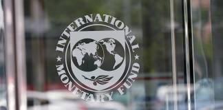 logo mfw na szybie imf