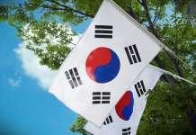 flagi korei południowej
