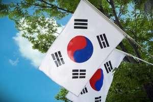 flagi korei południowej korea