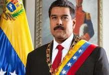 Prezydent Wenezueli, Maduro