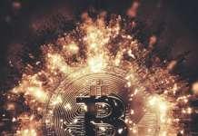 bitcoin w ogniu