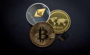 Kryptowaluty Bitcoin BTC Ethereum ETH Ripple XRP