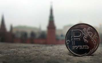 kurs rosyjskiego rubla