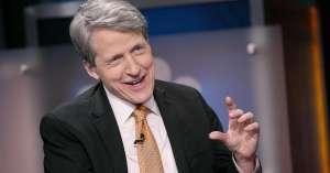 Inwestorzy boją się krachu o rozmiarach Wielkiego Kryzysu, ostrzega noblista Robert Shiller