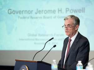 Jerome Powell, przewodniczący FED