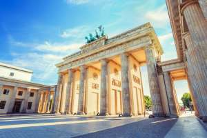 Brama Brandenburg Berlin