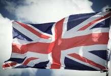 Flaga Wielkiej Brytanii UK