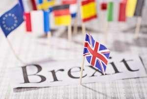 wielka brytania i inne flagi unii