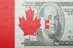 Kurs dolara kanadyjskiego (USD/CAD) pod presją recesji gospodarczej