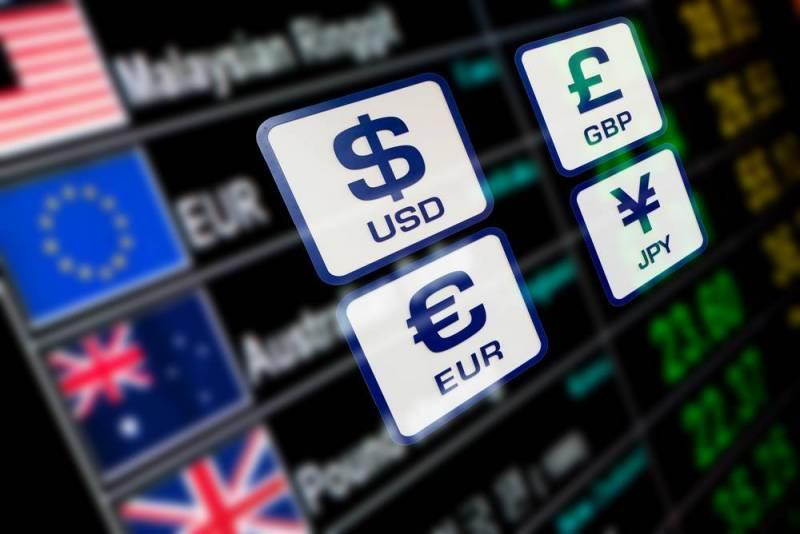 Forex notowania eur usd