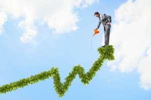 WIG20 rośnie po 4 dniach spadków, Akcje Santander, PGNiG i Pekao rosną o 3%