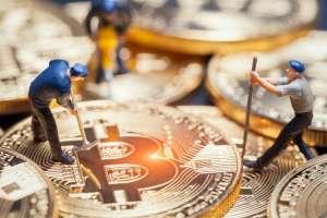 Mining BTC staje się coraz bardziej opłacalny
