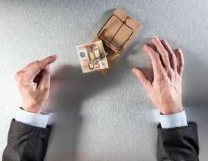pułapka na myszy z euro