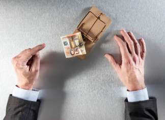kurs euro w pułpace na myszy
