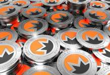 Tokeny monero