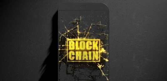 blockchain mobile smartphone