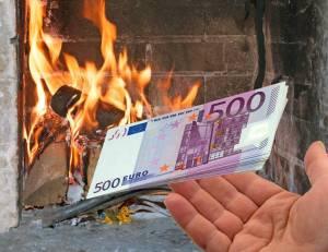 Kurs euro (EUR/USD) spadnie poniżej 1,10. EBC wykorzysta 1,35 bln EUR
