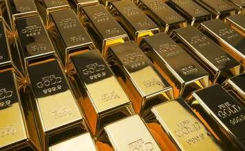 Cena złota w korekcie spadkowej