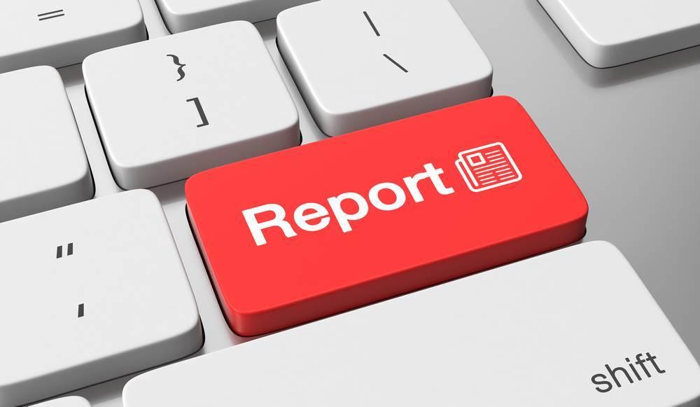 raport button