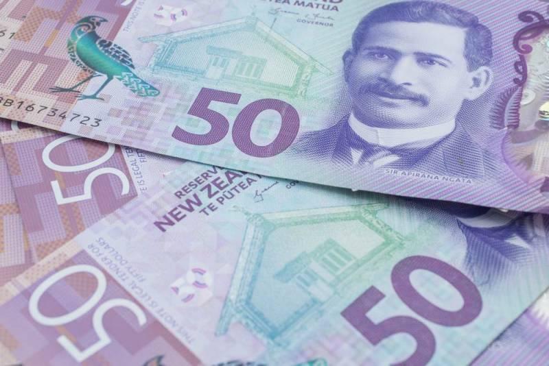 NZD/USD ze spadkiem po RBNZ. Société Générale widzi jednak szansę na wzrosty - analiza dla początkujących