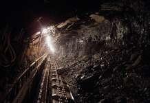 Szyb kopalni